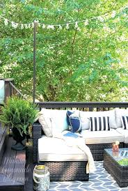 hanging lights outdoors love this how to hang outdoor lights what an easy and inexpensive way hanging lights outdoors