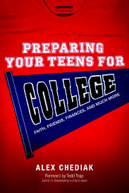 alex chediak why write beating the college debt trap preparing your teens for college book cover