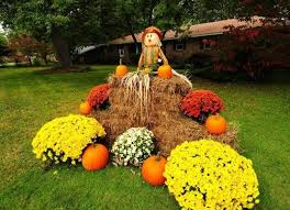 Fall Yard Display Ideas fall yard decor holiday ideas pinterest fall yard  decor elegant design