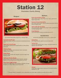 Resturant Menu Template Restaurant Menu Templates With Designer Style Musthavemenus