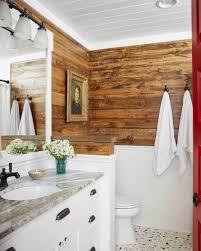 25 cly cabin style bathroom