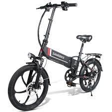 <b>Samebike 20LVXD30 Smart Folding</b> Electric Moped Bike E-bike 3-5 ...