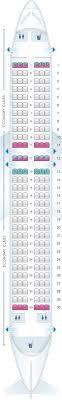 Seat Map Jetstar Airways Airbus A320 180pax Seatmaestro