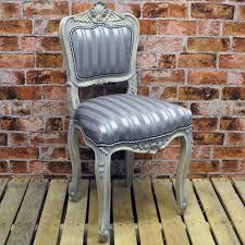 Ladies Bedroom Chair Minster Stylish Living Grey Frame Grey Stripe Ladies Bedroom Chair