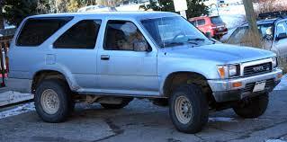 File:1990-91 Toyota 4Runner 3-dr hf.jpg - Wikimedia Commons