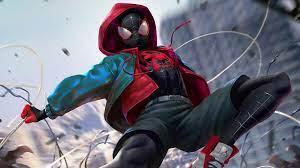 Spider Man Miles Morales Desktop ...