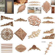 wood appliques for furniture. Interesting Furniture Wood Carved Corner Onlay Vintage Applique Frame Wall Doors Furniture  Decorative On Appliques For R
