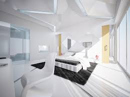 6 Black And White Contemporary Bedroom