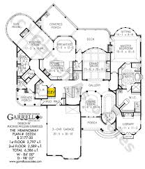 hemingway house plan house plans by garrell associates, inc Design Of House Plan hemingway house plan 05224, 1st floor plan design house plans