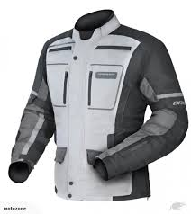 Dririder 3x Large Explorer Jacket Grey Black Trade Me