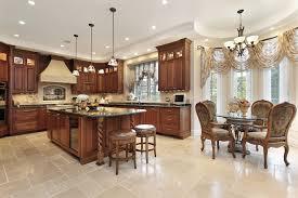 Kitchen  Classic Traditional Kitchen Designs Traditional White Interior Kitchen Decoration