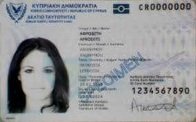 Cypriot Identity - Card Wikipedia
