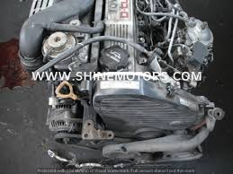 USED ENGINE TOYOTA 1N TURBO | Shine Motors