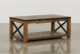 Tillman Rectangle Lift-Top Cocktail Table - 360  Living Spaces a