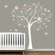 decal stickers vinyl wall decals nursery tree e17 regarding reusable wall decals nursery
