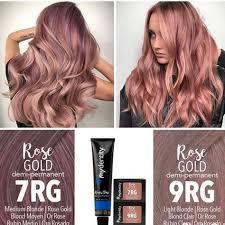 Guy Tang Mydentity 7rg Vs 9rg Hair Color Formulas Hair