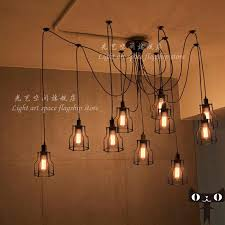 diy copper lighting light bulb pendant light bedroom pendant light brief tieyi pure copper