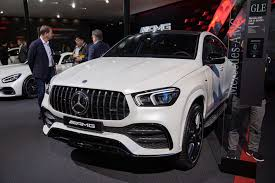 In addition to special exterior and interior changes, the latest. 2021 Mercedes Amg Gle53 Coupe Packs Mild Hybrid Punch Roadshow