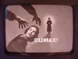 Slide Tv Show Climax Tv Show Promo Slide 1954 Photo Of A Slide I Wasn