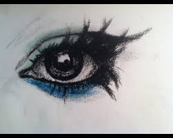 eyes drawings sketchbook andrew horvath