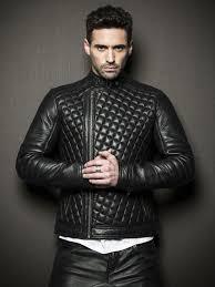 Stylish Leather Jacket | Made to Measure of Premium Genuine Leather &  Adamdwight.com
