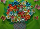 Стенгазета своими руками цветы