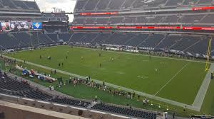 seat view for lincoln financial field section c26
