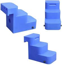 Hunderampe erleichtert sowohl den einstieg in den kofferraum oder das auto und werden zudem oft im haus oder im garten verwendet. Astral Treppe Pool Fur Hunde Astral Amazon De Sport Freizeit