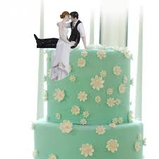 Cake Toppers Bride And Groom Kissing Wedding Cake Topper Decoration