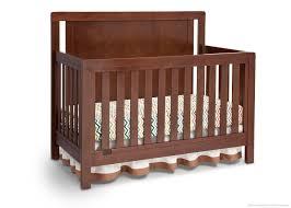simmons kids crib. simmons kids espresso truffle (208) chevron crib \u0027n\u0027 more, conversion