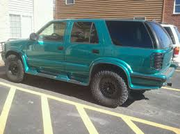 mattmobile2001 1995 Chevrolet S10 Blazer Specs, Photos ...