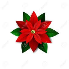 Poinsettia Flower Symbol Of Christmas Clipart Portal