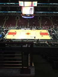 United Center Section 317 Row 9 Home Of Chicago