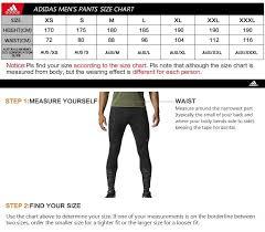 Adidas Men S Size Chart Clothing Details About Adidas Originals Mens 3s Three Stripe 7 8 Track Pants Black