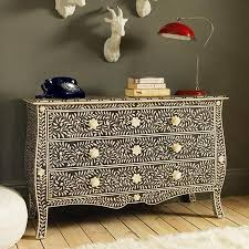 & Bone Inlay French Style Chest Drawers New Finds Graham and