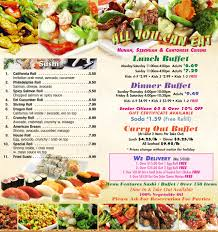 new china garden buffet