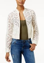 american rag juniors fl lace er jacket created for macy s