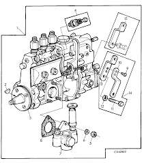 Wiring diagram for john deere 870 tractor 2030 with 2305