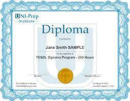advanced course by uni prep for online tesol diploma online tesol diploma