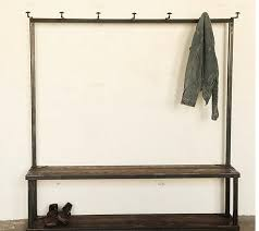 Coat Racks With Benches Rack Bench 32