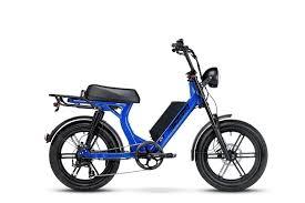 <b>Scorpion</b> Moped Style Electric Bike | Juiced Bikes