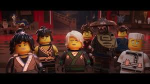 The LEGO® NINJAGO® Movie BD + Screen Caps - Movieman's Guide to the Movies