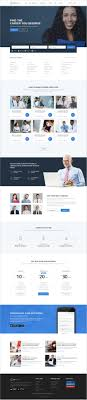 best ideas about job portal website layout food jobseeker job portal psd template