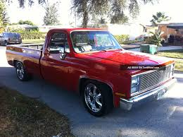 1985 Chevrolet Pickup - Information and photos - MOMENTcar