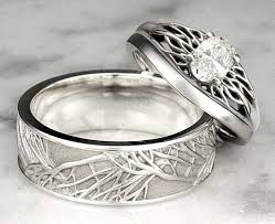 interesting wedding rings. Ring of the Month