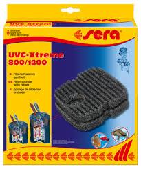 <b>sera</b> фильтрующая <b>губка</b> с рифлением (<b>sera filter sponge</b> with ...