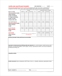 What Is A Sales Forecast Sample Sales Forecast 6 Documents In Pdf Word
