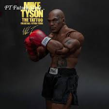для коллекции 112 масштаб Mike Tyson тату версия с тремя головками
