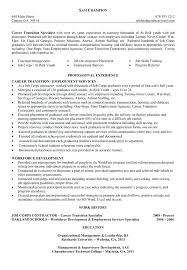Sample Career Change Resume Combination Resume Sample Career Change Examples For A Real Estate