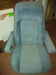 my seat is from a 1990 ford e350 chassis motorhome